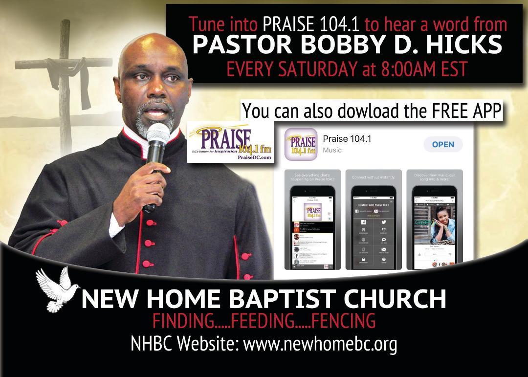 Praise 104.1 FM Radio Broadcast